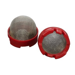 XVLP Cup Filter 50 Mesh Red Pack Of 5