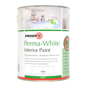 Perma-White Interior Matt White