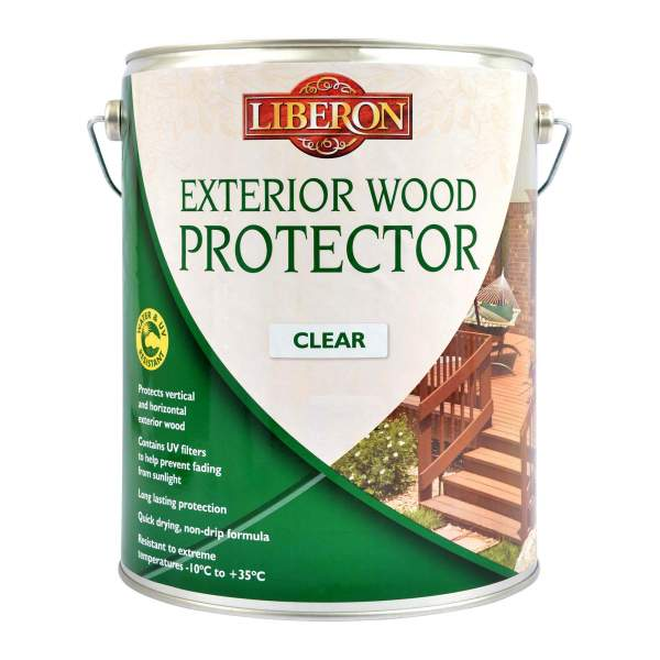 Wood preserver clear free nourish u protect universal preserver clear barrettine health with Cuprinol exterior wood preserver clear