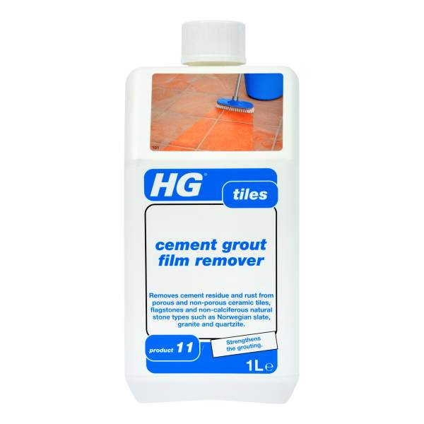 Cement Grout Film Remover