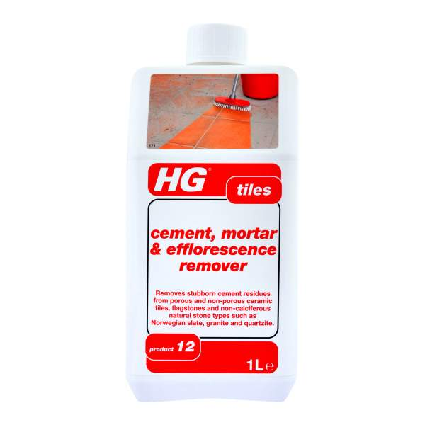 Cement Mortar & Efflorescence Remover
