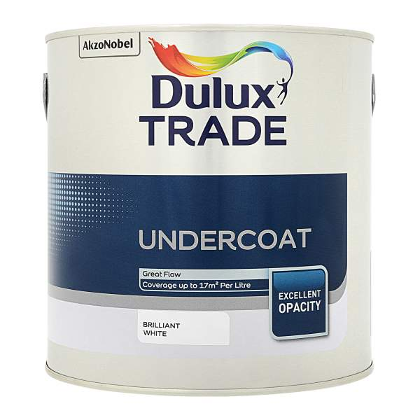 Undercoat Pure Brilliant White