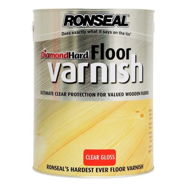 Diamond Hard Floor Varnish Gloss Clear