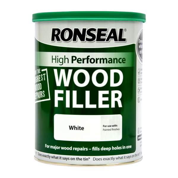 High Performance Wood Filler White