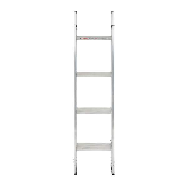 Loft Ladder with handrail