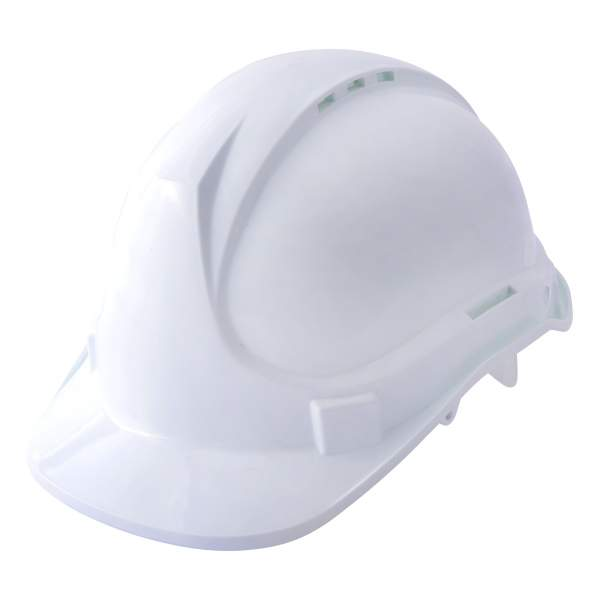 Safety Helmet with 6 Point Safety Harness