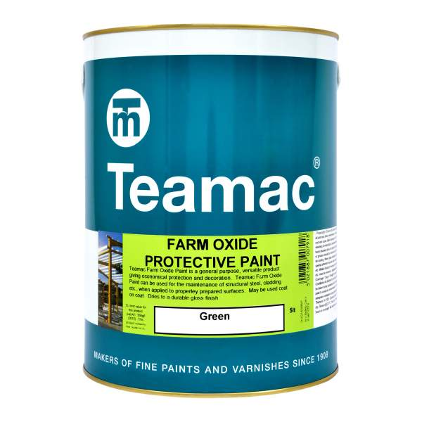 Farm Oxide Protective Paint Red