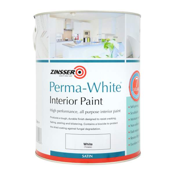 Perma-White Interior Satin White
