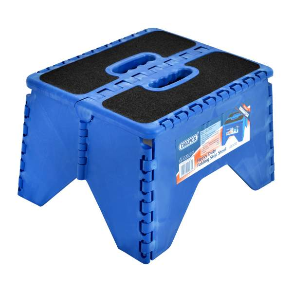 Draper Heavy Duty Folding Step Stool