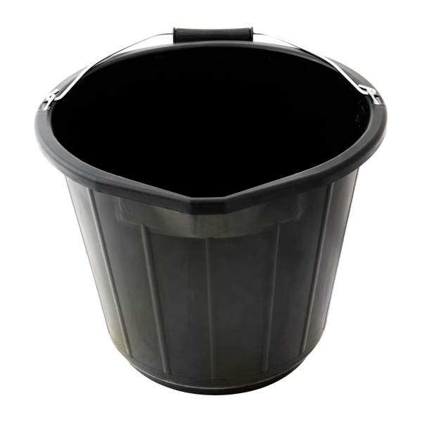 Builders Bucket Black