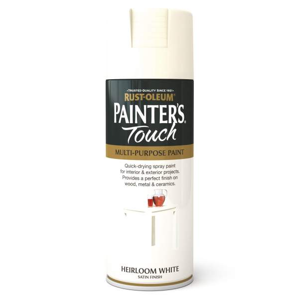 Painters Touch Satin Heirloom White