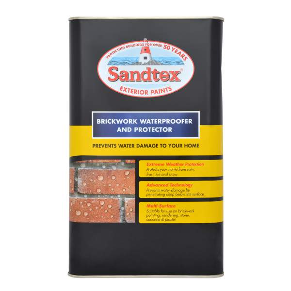 Brickwork Waterproofer & Protector