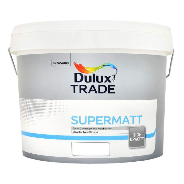 Supermatt Almond White