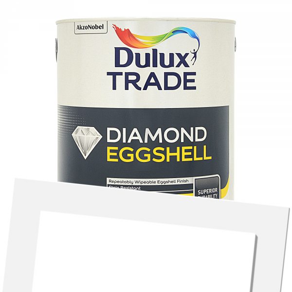 Diamond Eggshell Colour