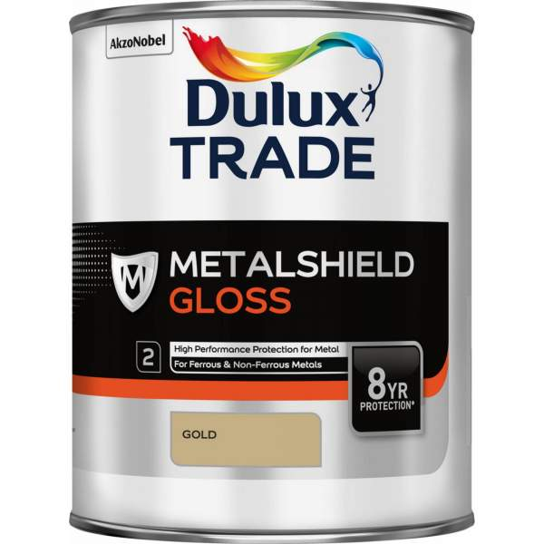 Metalshield Gloss Gold