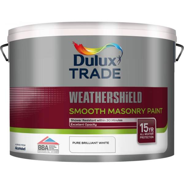 Weathershield Smooth Pure Brilliant White