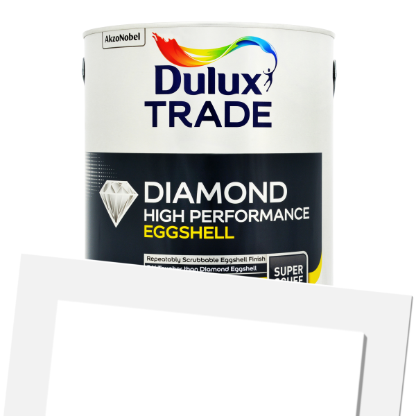 Diamond High Performance Eggshell (Tinted)