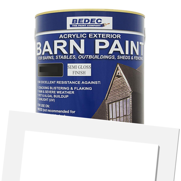 Barn Paint Semi Gloss
