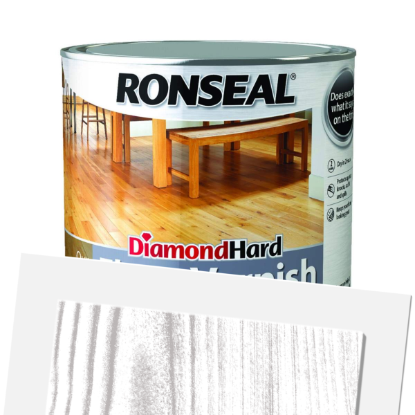 Diamond Hard Floor Varnish Satin