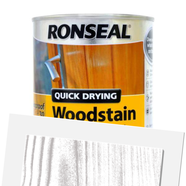 Quick Drying Woodstain Gloss