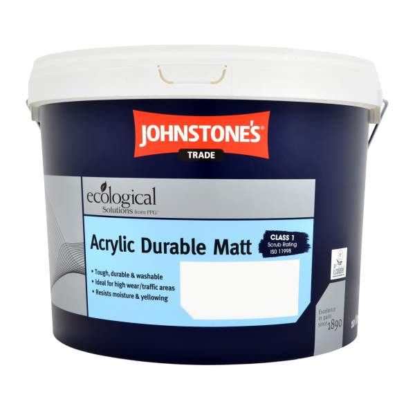 Acrylic Durable Matt Magnolia