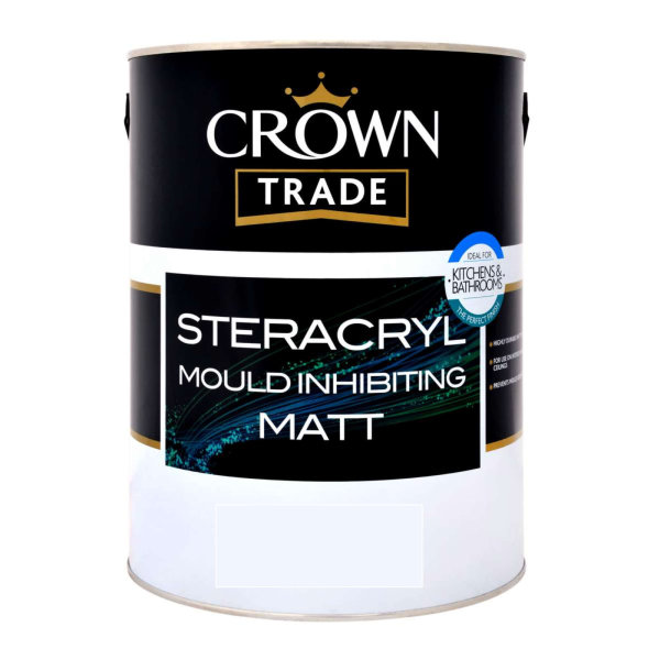 Steracryl Mould Inhibiting Matt Magnolia