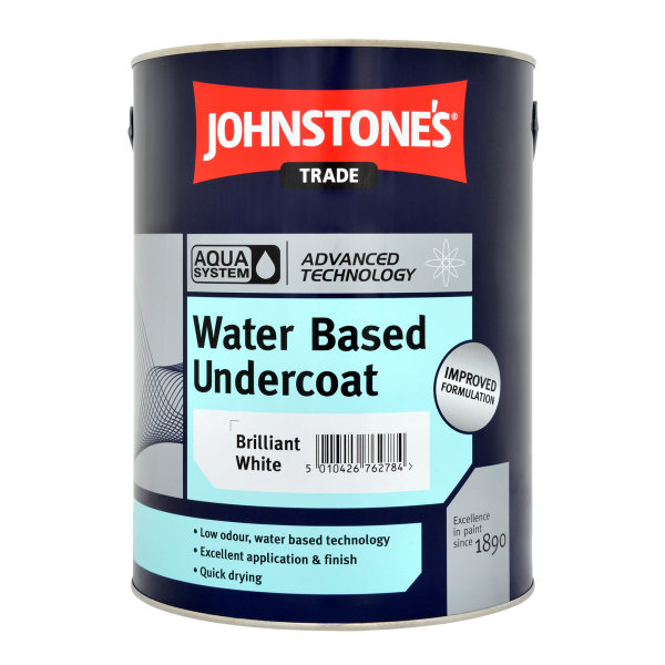 Aqua Undercoat Brilliant White