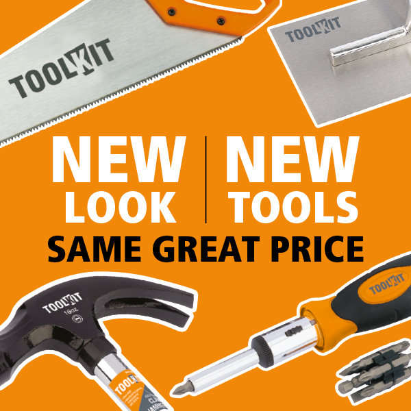 Toolkit range from Brewers Decorator Centres