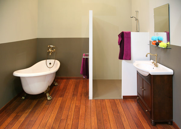 Choose The Right Type Of Paint For Your Bathroom