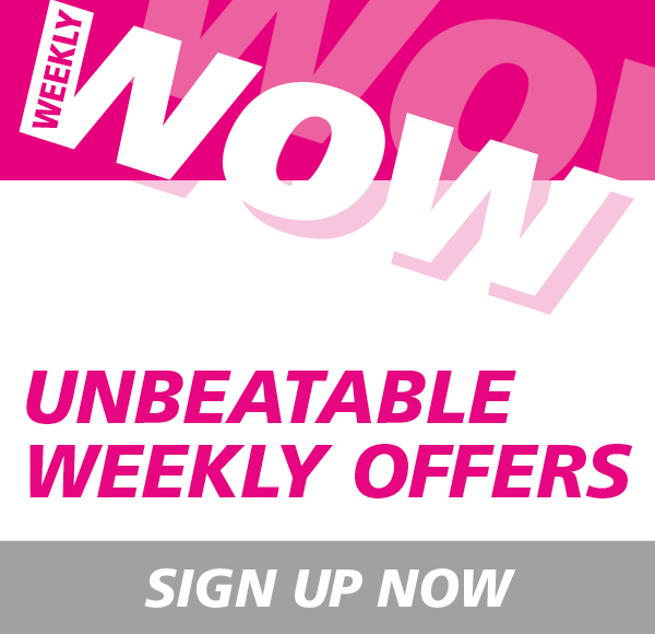 Weekly Wow - sign up now