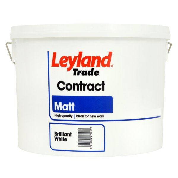Contract Matt Brilliant White