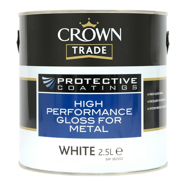 Protective Coatings High Performance Gloss White