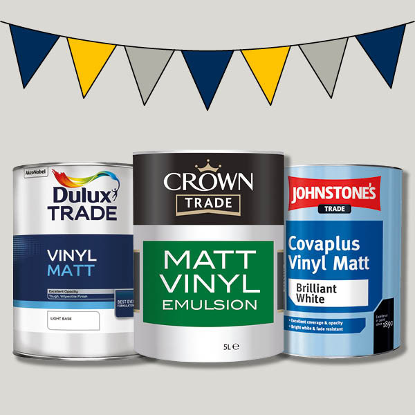20% off decorating materials at Brewers Aldgate