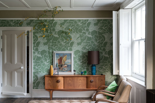 Brewers News - New floral designs from Farrow & Ball