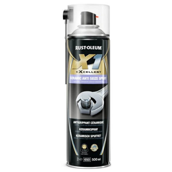 X1 Technical Spray Ceramic Anti Seize