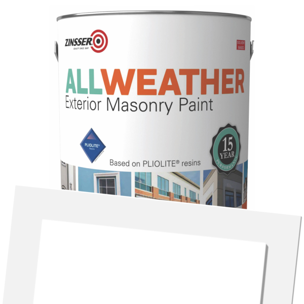 All Weather Exterior Masonry Colour