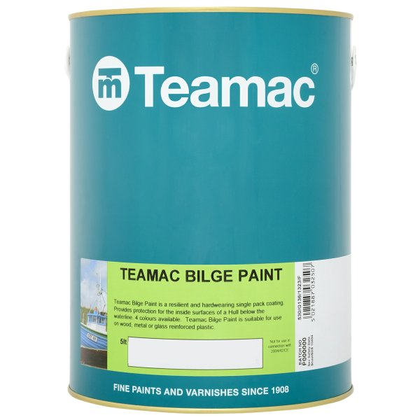 Bilge Paint Black