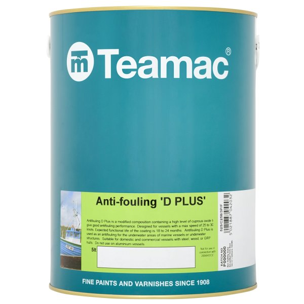 Antifouling D Plus Black
