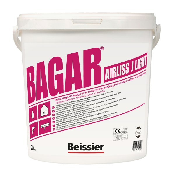 Bagar Airless J Light (Bucket)