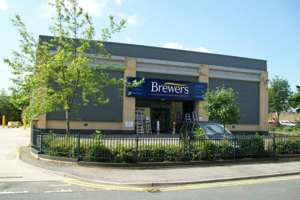 Brewers Croydon store
