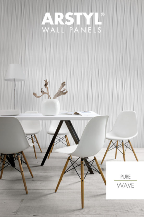 Arstyl Wall Panels - Wave