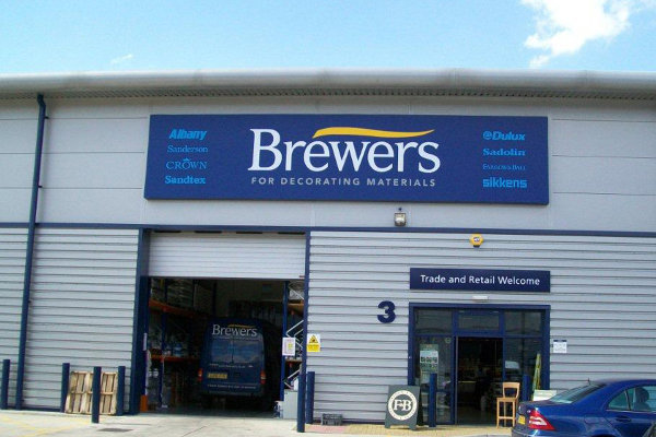 Brewers Harlow store