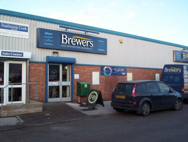 Brewers Decorator Centre Derby