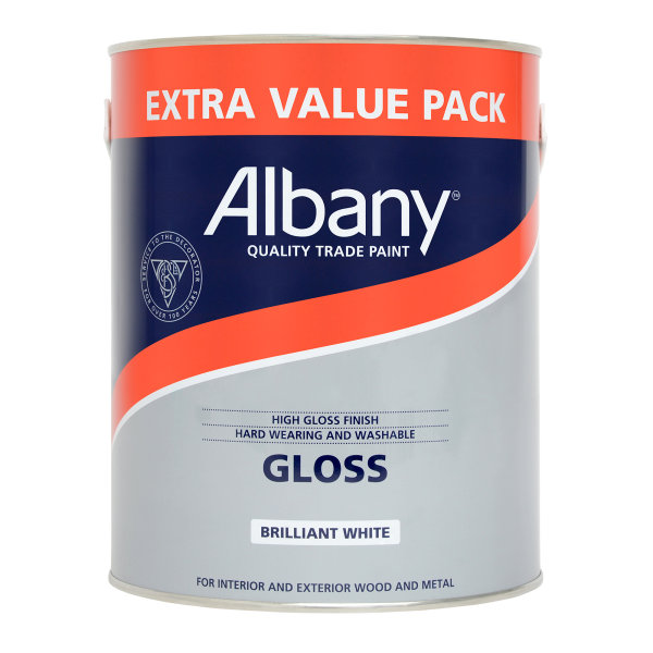 Gloss Brilliant White