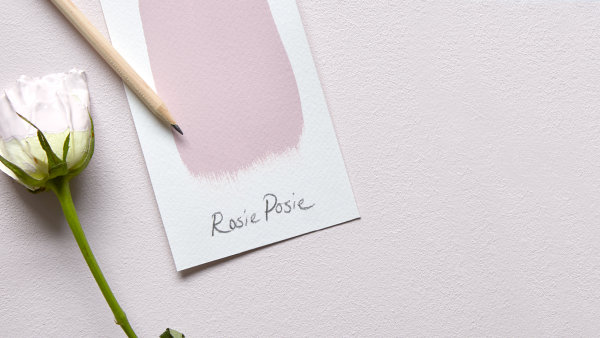 Earthborn Colour of the Month - Rosie Posie