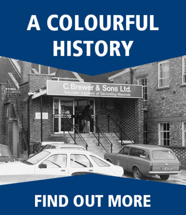 A colourful history at Brewers Decorator Centres