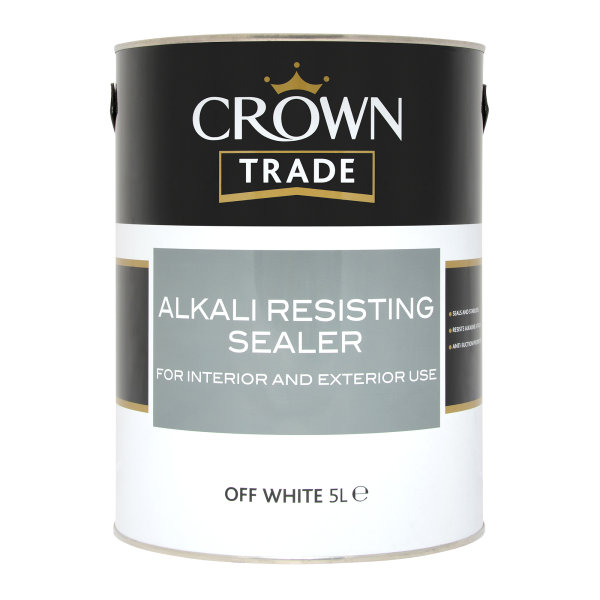 Alkali Resisting Sealer Off White