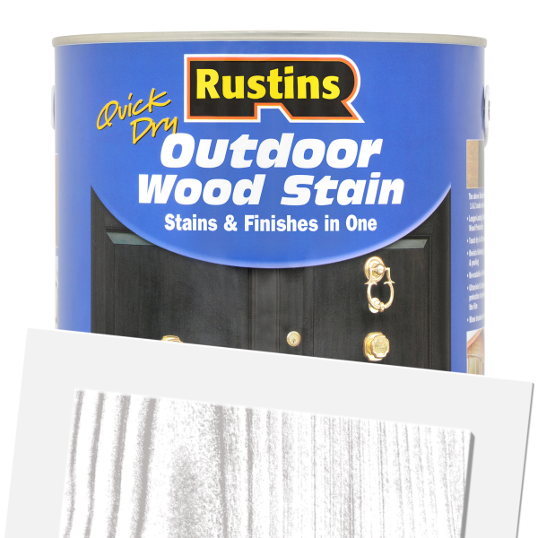 Quick Dry Outdoor Woodstain Satin