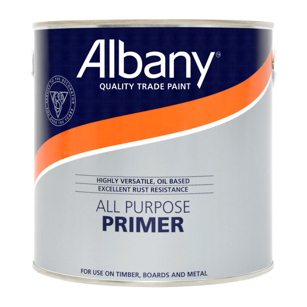 All Purpose Primer White