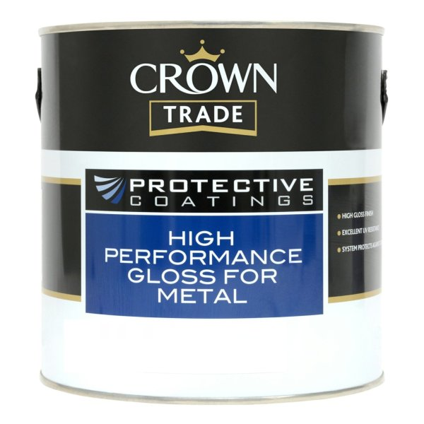 Protective Coatings High Performance Gloss Black 00E53